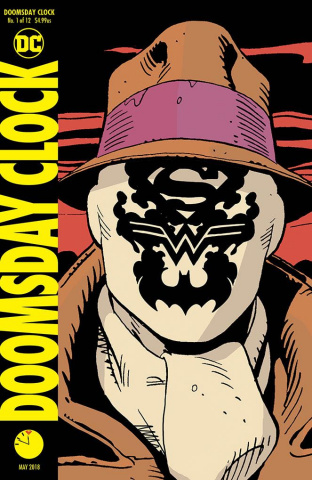 Doomsday Clock #1 (3rd Printing)