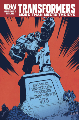 The Transformers: More Than Meets the Eye #41