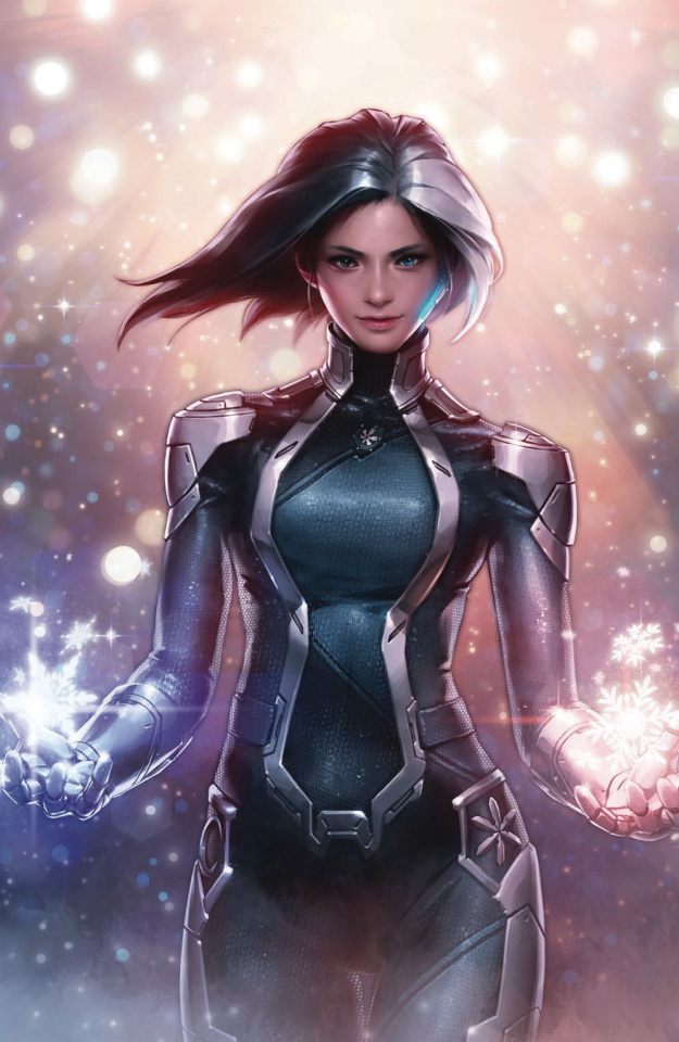 The War of the Realms: New Agents of Atlas #1 (Ratio 2nd Printing)