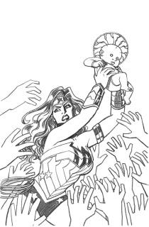 Wonder Woman #20 (Variant Cover)