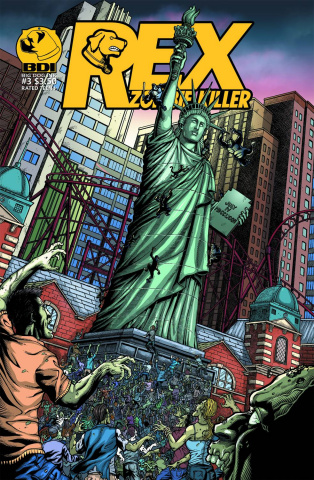 Rex: Zombie Killer #3