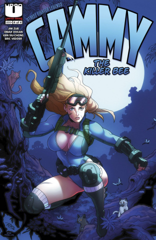 Street Fighter Legends: Cammy #4 (10 Copy Cover)