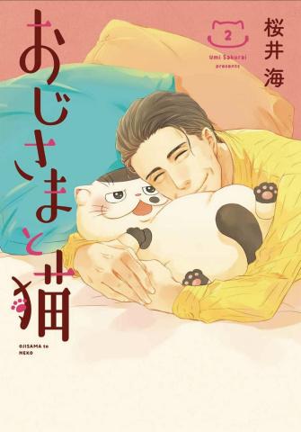 A Man and His Cat Vol. 2