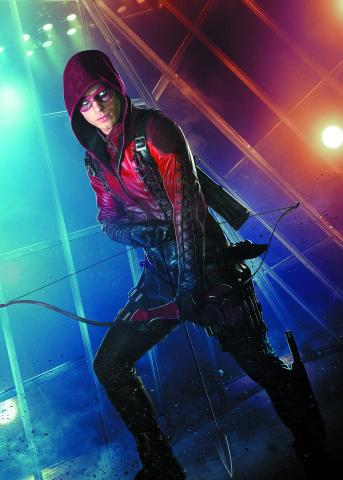 Arrow, Season 2.5 #12