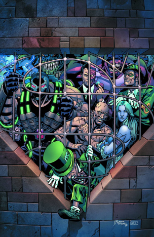 Injustice: Gods Among Us, Year Four Annual #1