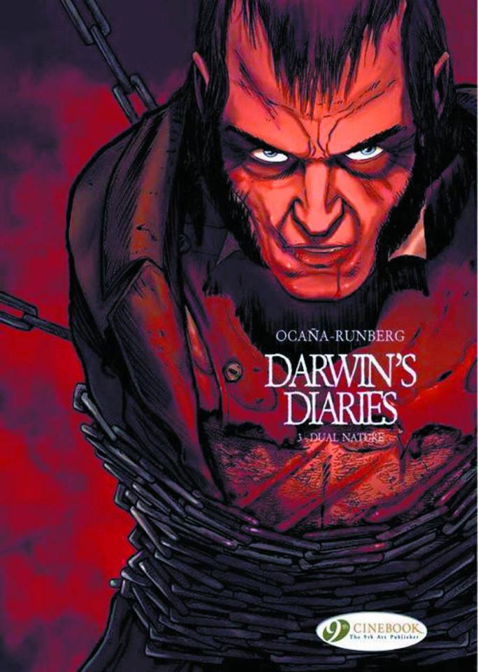 Darwin's Diaries Vol. 3: Dual Nature