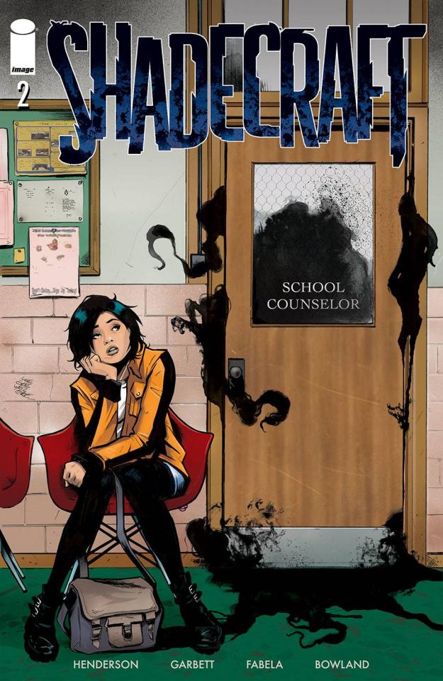 Shadecraft #2 (Garbett Cover)