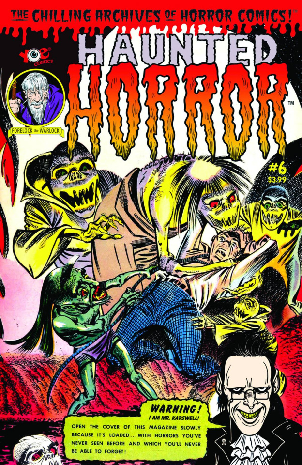 Haunted Horror #6