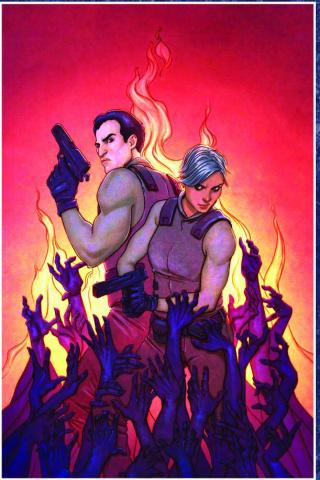 Hellbreak #1 (50 Copy Frison Cover)