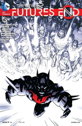 The New 52: Future's End #47 (Weekly)