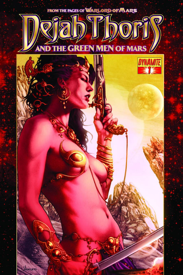Dejah Thoris & The Green Men of Mars #1