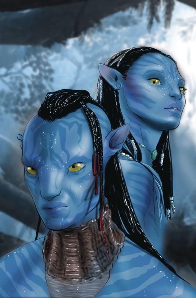 Avatar: Tsu Tey's Path #2 (Standerfer Cover)
