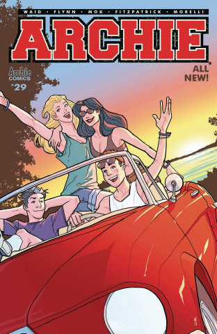 Archie #29 (Woods Car Cover)