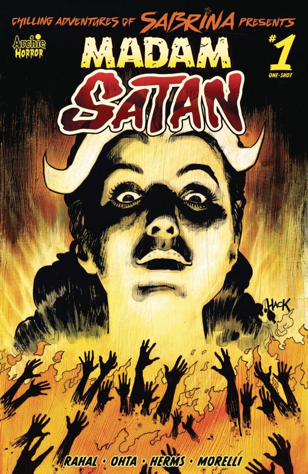 Madame Satan #1 (Hack Cover)