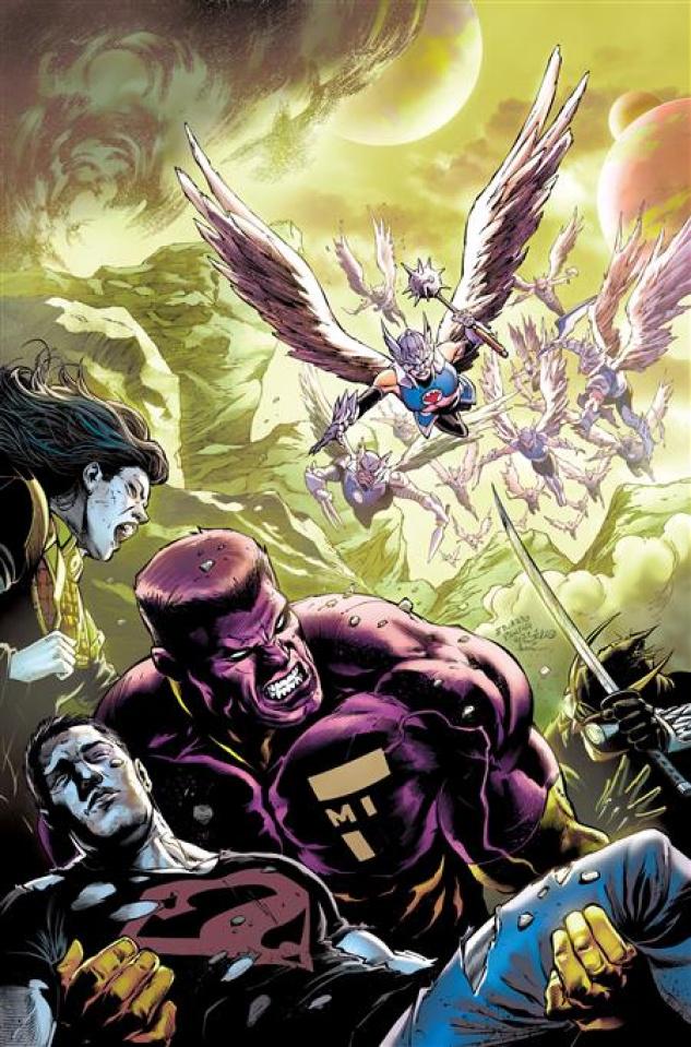 Suicide Squad #10 (Eduardo Pansica Julio Ferreira & Marcelo Maiolo Cover)