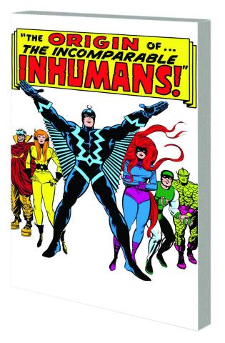 Inhumans: The Origin of the Inhumans