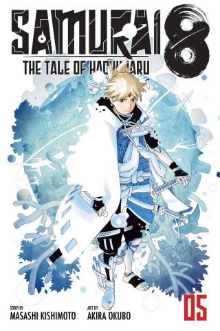 Samurai 8: The Tale of Hachimaru Vol. 5