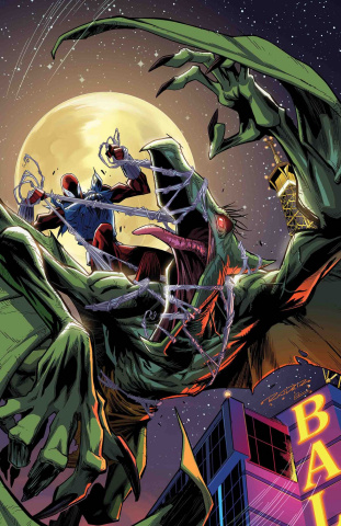 Ben Reilly: The Scarlet Spider #21