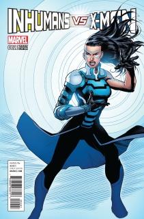 IvX #2 (Syaf Inhumans Cover)