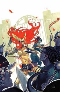 Angela: Asgard's Assassin #2