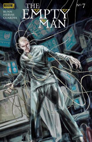 The Empty Man #7 (Preorder Hervas Cover)