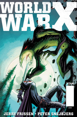 World War X #1 (McCrea Cover)