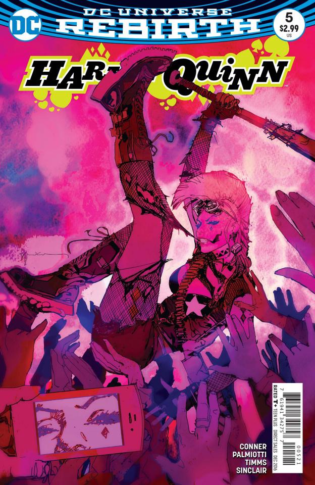 Harley Quinn #5 (Variant Cover)
