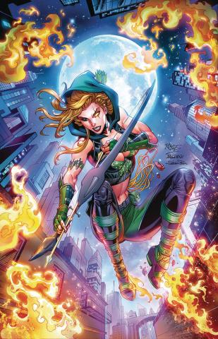 Robyn Hood: Vigilante #1 (Royle Cover)