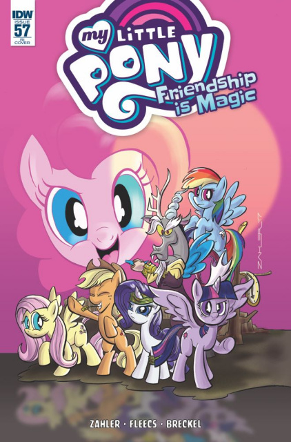 My Little Pony: Friendship Is Magic #57 (10 Copy Cover)