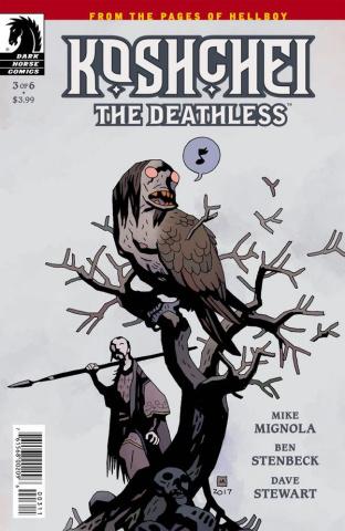 Koshchei: The Deathless #3
