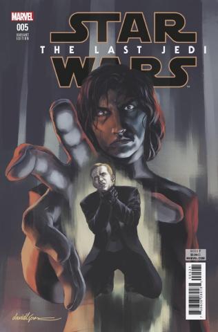 Star Wars: The Last Jedi #5 (Lopez Cover)