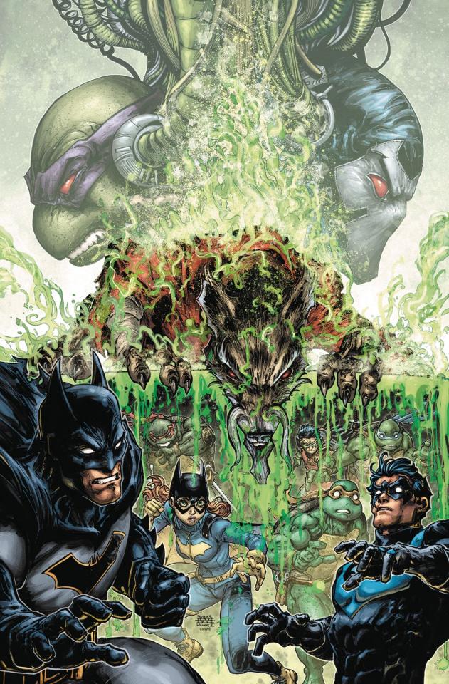 Batman / Teenage Mutant Ninja Turtles II #5
