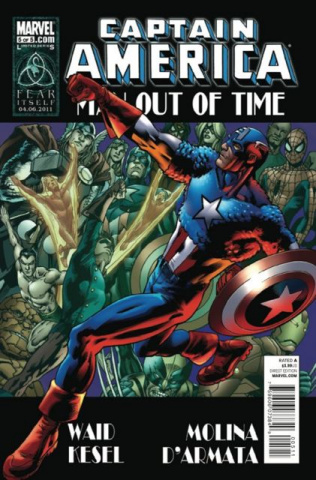 Captain America: Man Out of Time #5