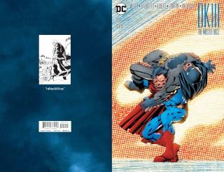 Dark Knight III: The Master Race #7 (Miller Variant Cover)