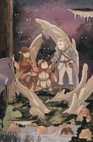 The Dark Crystal: Age of Resistance #8 (Matthews Cover)