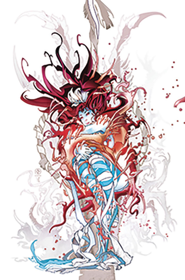 Revenge of Wonderland #1 (Colapietro Cover)