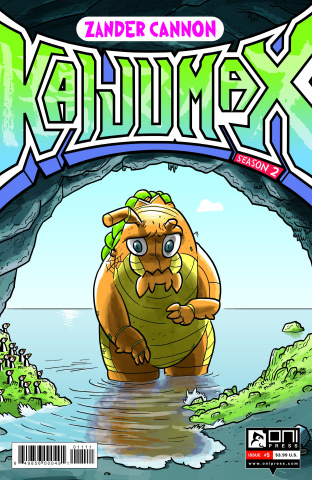 Kaijumax, Season 2 #5