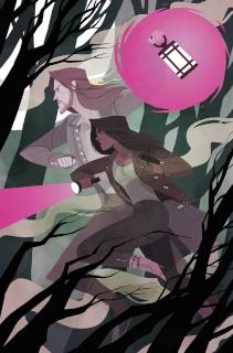 Sleepy Hollow #1 (NYCC Cover)