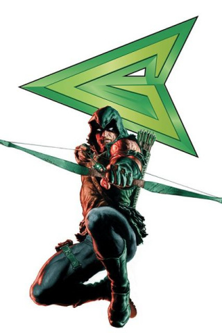 Green Arrow #8 (Cascioli Cover)