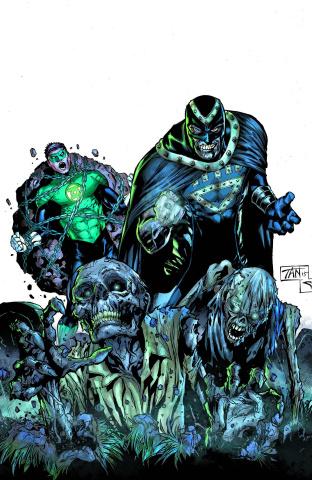 Green Lantern #23.3: Black Hand