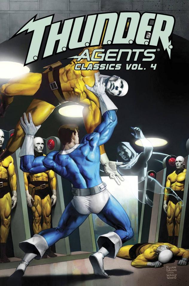 T.H.U.N.D.E.R. Agents Classic Vol. 4