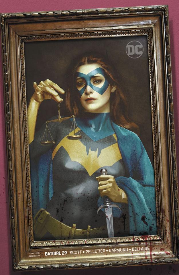 Batgirl #29 (Variant Cover)