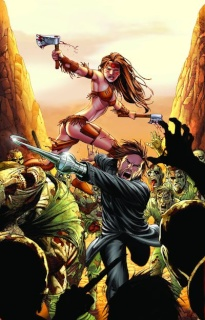 Grimm Fairy Tales Presents: Neverland - Hook #3 (Chen Cover)