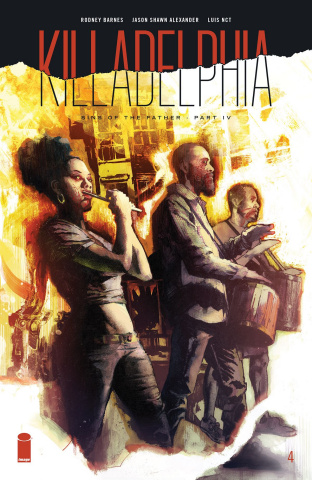 Killadelphia #4 (Alexander Cover)