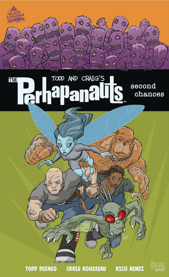 The Perhapanauts: Second Chances