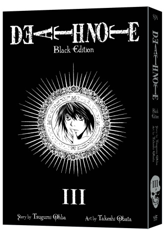 Death Note Vol. 3 (Black Edition)