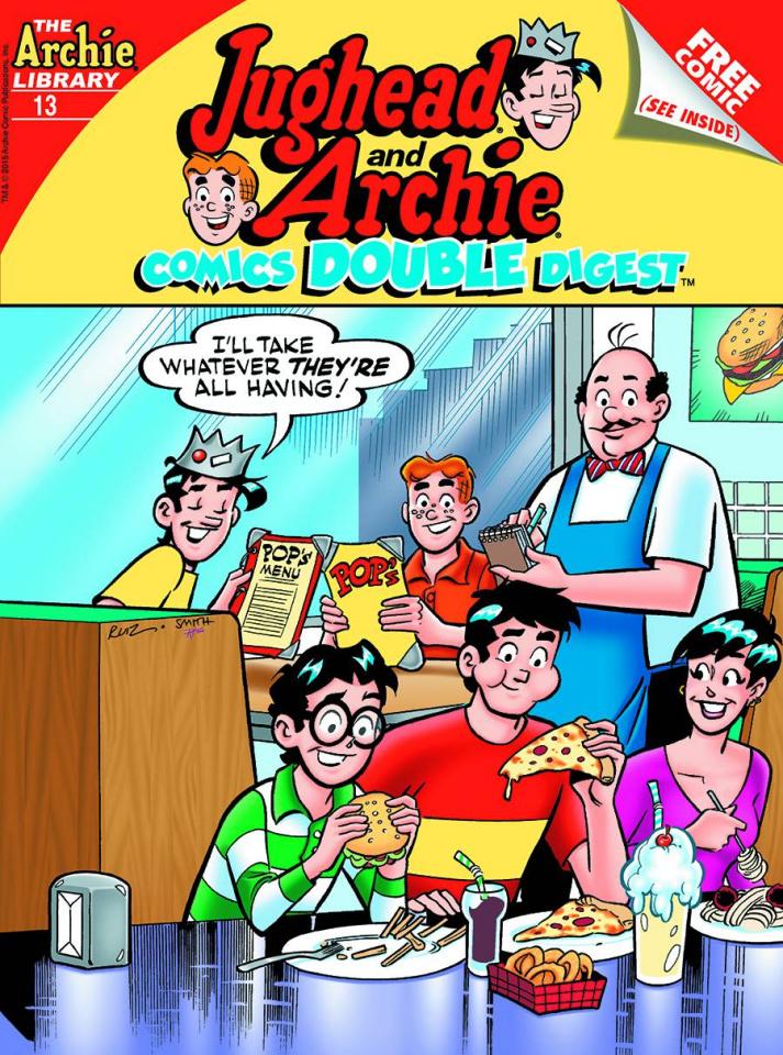 Jughead & Archie Comics Double Digest #13