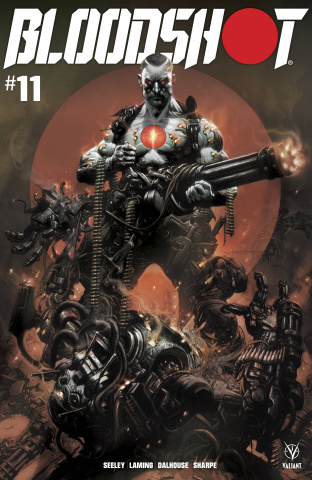 Bloodshot #11 (Manco Cover)