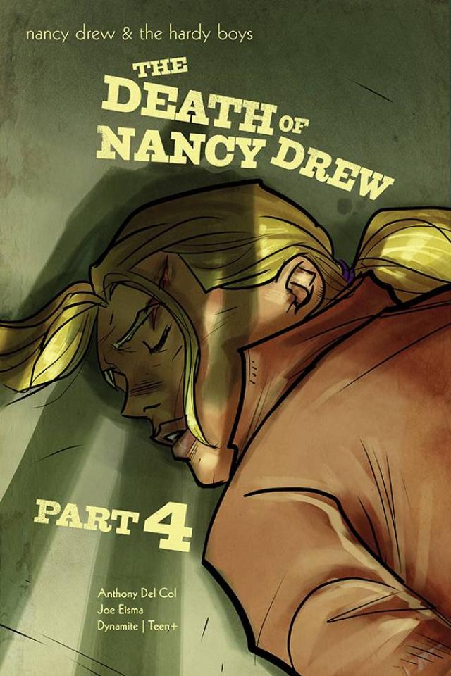 Nancy Drew & The Hardy Boys: The Death of Nancy Drew #4 (Eisma Cover)
