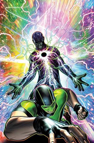 Green Lanterns #30 (Variant Cover)